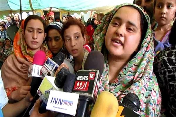Mother of Kupwara slain minor boy cries for justice