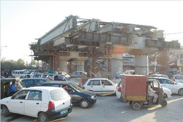 ERA fixes another deadline for Srinagar flyover, likely to open for traffic by May ...