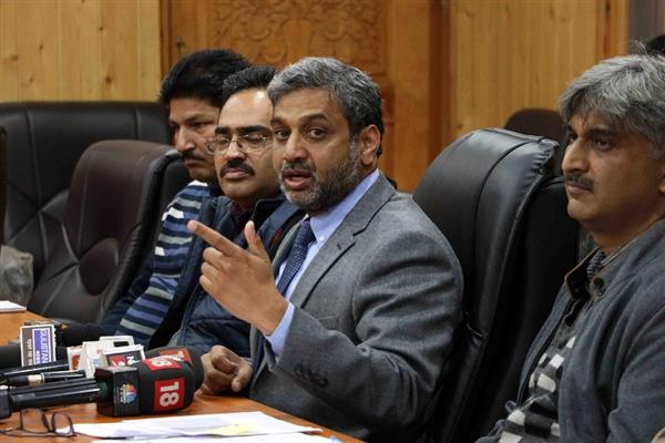 Panchayat polls to begin from Nov 17, culminate on Dec 11: CEO JK