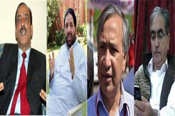Efforts on to revive erstwhile third front in Kashmir, Dilawar Mir at the centre ...