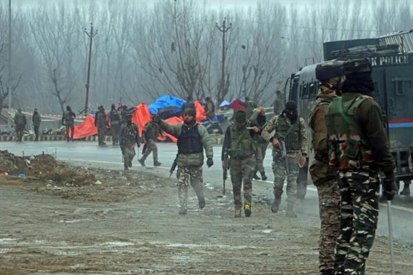'Awantipora attack leaves security agencies shocked and guessing'