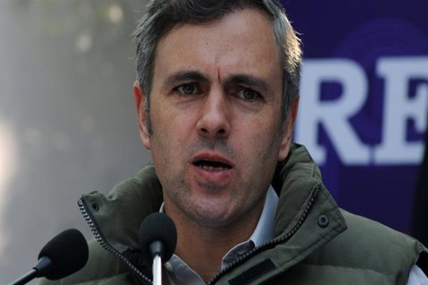 Hope Modi will think positive for Kashmir, start dialogue with Pakistan: Omar