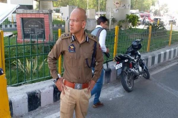 MHA Suspends 2000-Batch IPS Officer Basant Rath For Gross Misconduct
