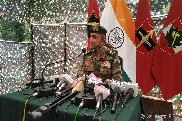 Pak failed to instigate Kashmiri's post-August 2019: GOC 19 Div