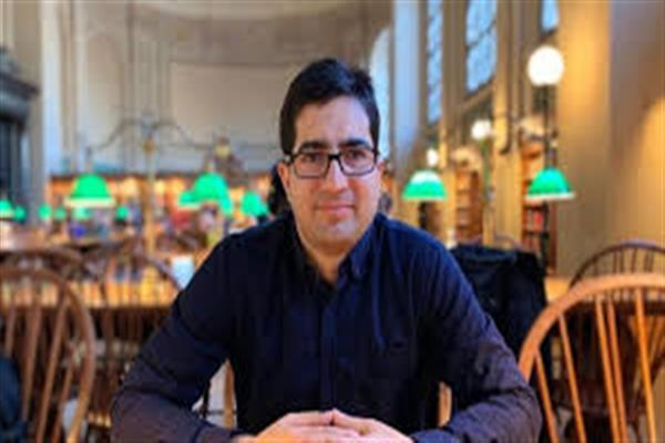 Shah Faesal likely to join back administration