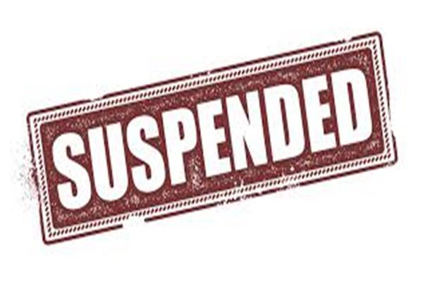 Admin suspends Tehsil Supplies Officer, seek explanation from AEE Irrigation after remaining absent in ...