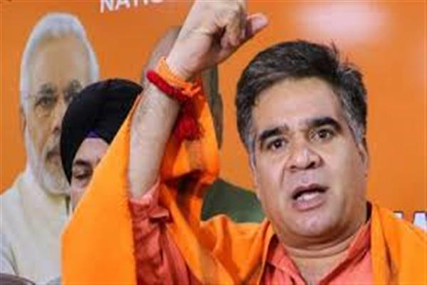 BJP all set to celebrate accession day on Oct 27: Ravinder Raina