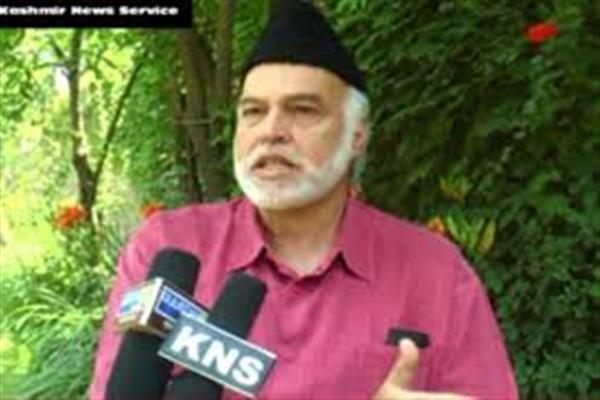 Yogi's confession on Article 370 cleared air over Aug 5 decisions: Muzaffar Shah