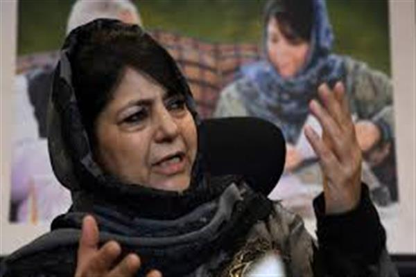 Mehbooba Mufti put under house detention: Iltija Mufti