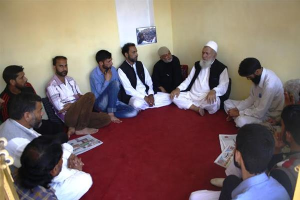 Freedom movement a holy mission for us: Moulana Tari