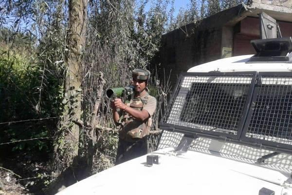 HM militant, army cop killed in Rafiabad encounter