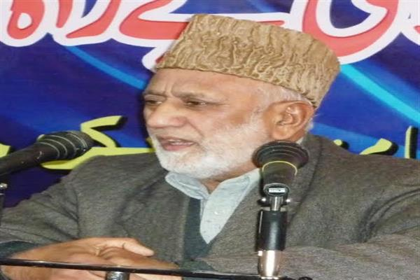 Govt. has no justification in prolonging the detention of the pro-freedom leaders: Sehrai