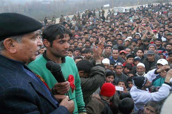 Kashmiri youth have more sports  talent than rest of the country: GH Mir