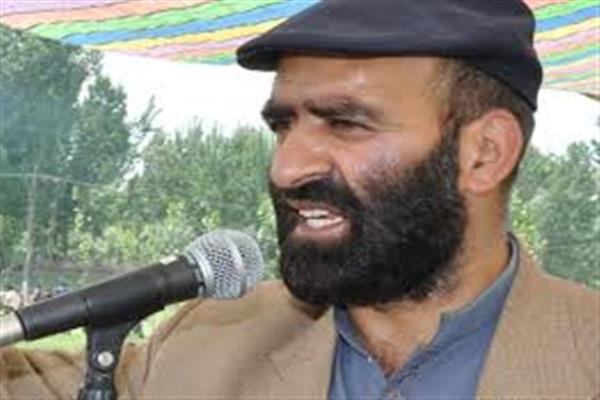 Zaffar not allowed to attend slain militants funeral: Spokesman
