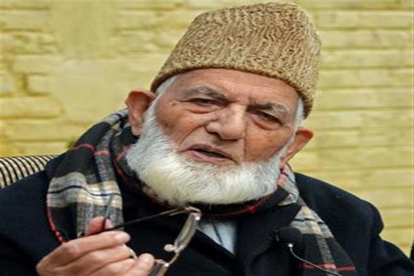 Geelani's health condition stable: Hurriyat (G)