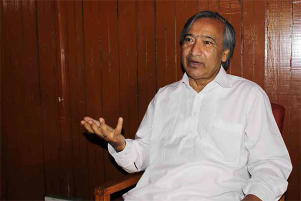 Budget a mere figure work: Tarigami