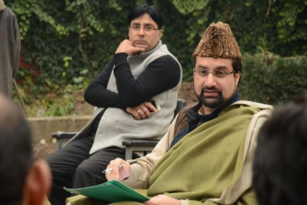 Defence Minister's statement is pat on back of Armed forces: Hurriyat (M)
