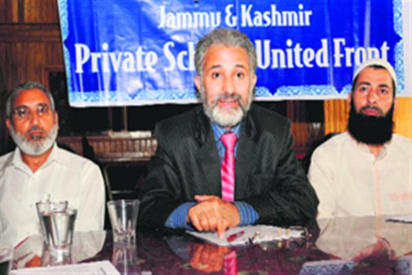 Get forces vacated from schools immediately: KPSA tells Govt