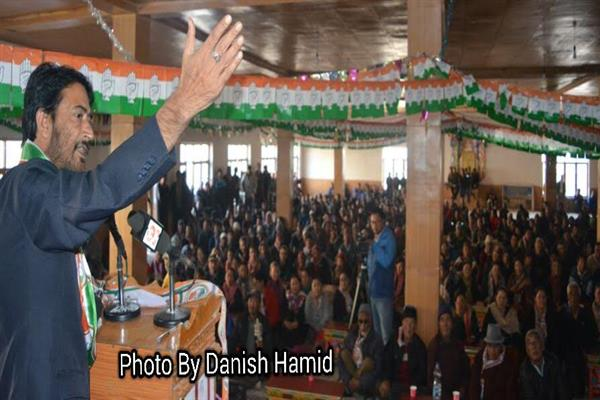 Congress committed to maintain integrity of State: G A Mir