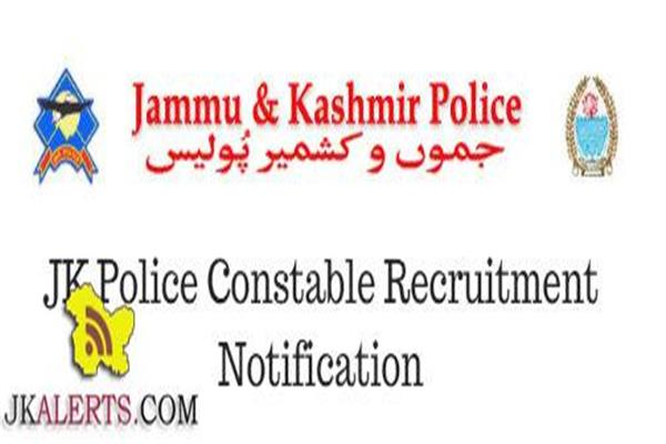 Recruitment of Constables;