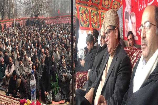 NC holds delegates convention in Bandipora