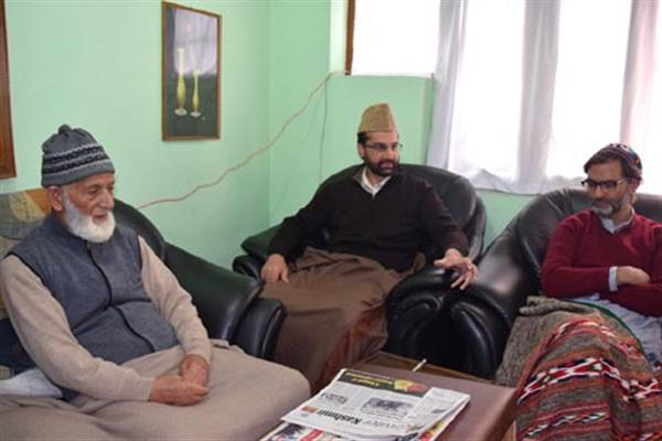 Mehbooba's statement over AFSPA revocation lamentable: Resistance leaders