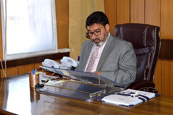 Altaf Bukhari vows to make education as a meaningful national investment