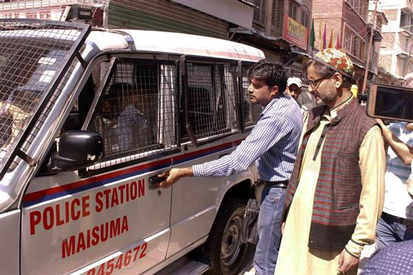 Yasin Malik arrested, sent to central jail Srinagar