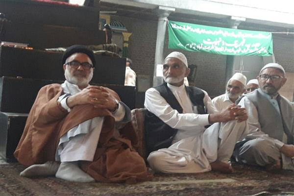 Aga Hasan Highlights Importance Of Eid E Ghadeer
