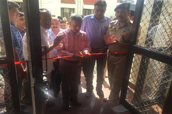 DGP inaugurates residential flats at Gulshan Ground