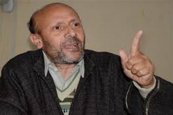 There is no alternative to plebiscite: Er Rasheed to Interlocutor