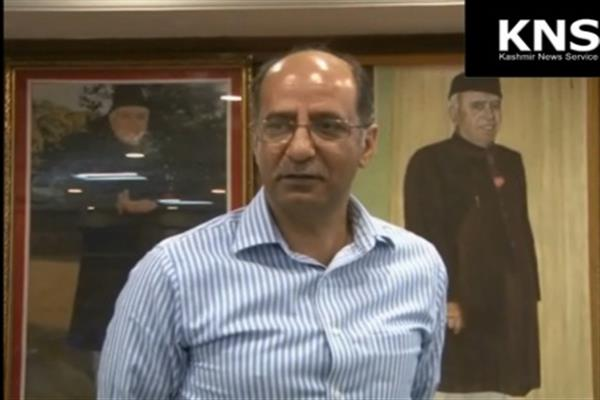 PDP-BJP Govt steeped in corruption, scandals: Nasir
