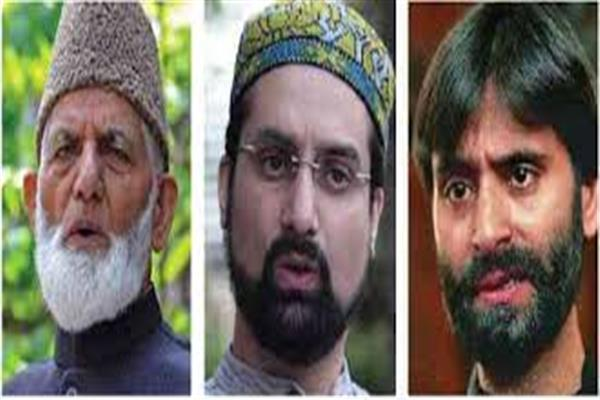 JRL resents Mehbooba's statement for insulting Kashmiris