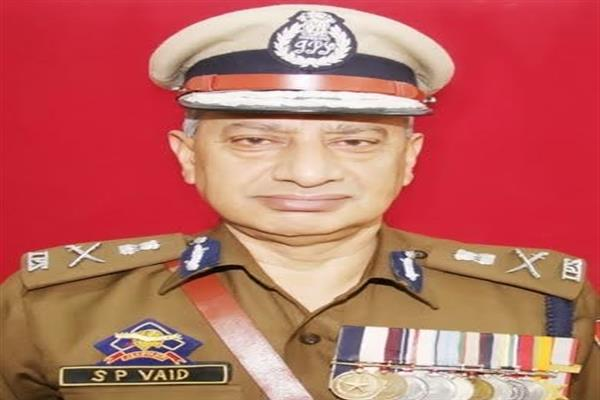 DGP condoles demise of Police officer's father