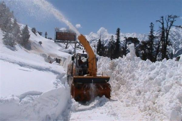 BRO gears up for upkeep of highways in winter