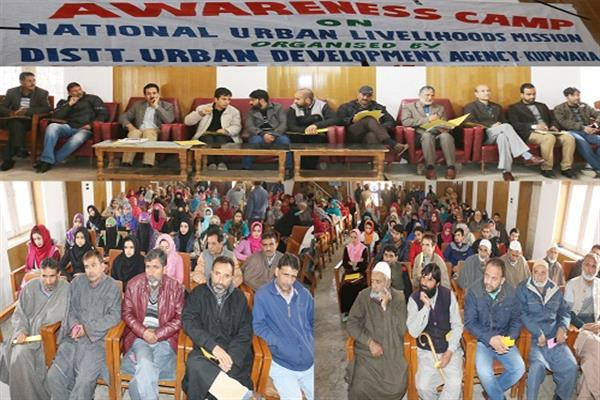 ULB conducts seminar on DAYNLM in Handwara