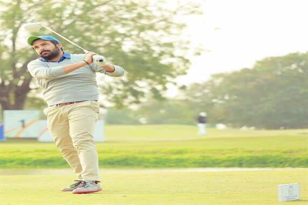 Bhawani Singh makes the cut in Bengaluru open golf championship