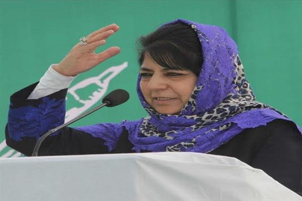 To boost tourism, Mehbooba seeks flights' operation to ASEAN region from Sgr airport
