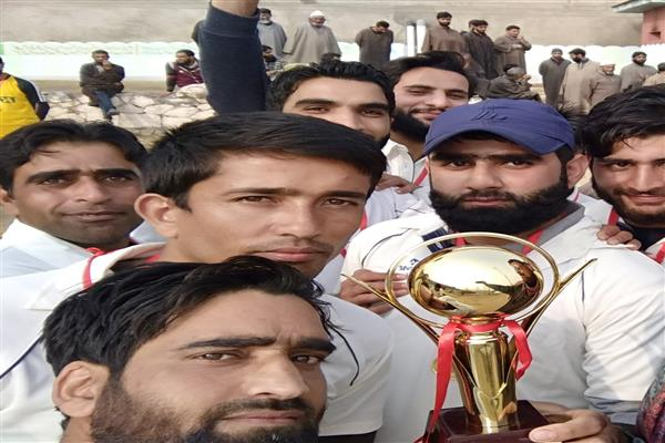 Cricket tournament concludes in district jail Ang