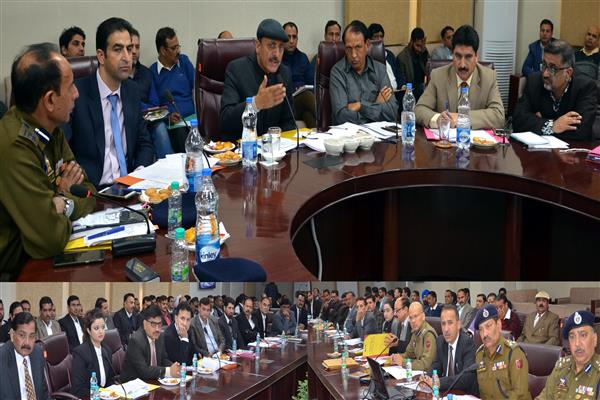 Plug loopholes in investigation process to ensure timely deliverance of justice: Abdul Haq to JKP