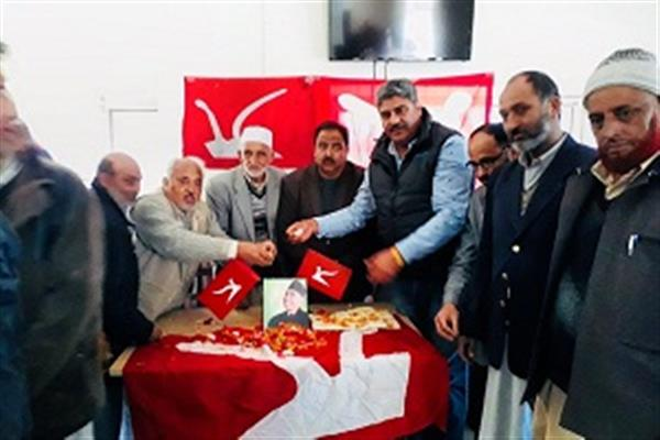 Rich tributes paid to Sher-e-Kashmir in Ramban