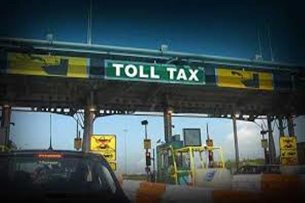 Toll charge not violation of GST: Govt