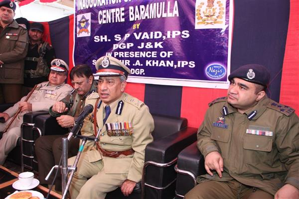 Drug De-addiction Centre Inaugurated  in Baramulla