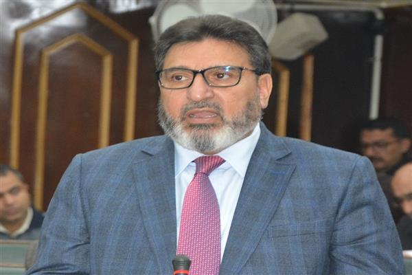 1947 Lecturers engaged on academic arrangement to meet staff dearth: Altaf Bukhari