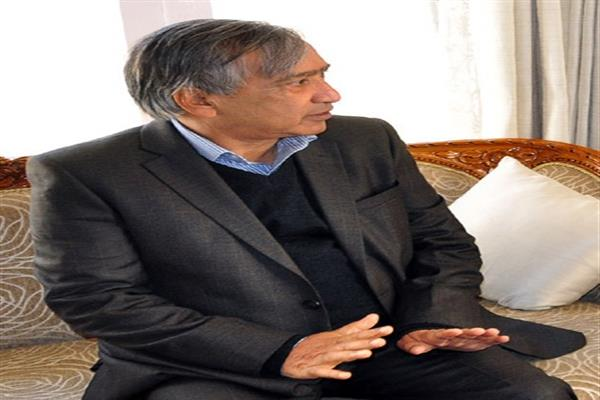 Where is mammoth fossil excavated in 2000 from Galandar: Tarigami asks govt