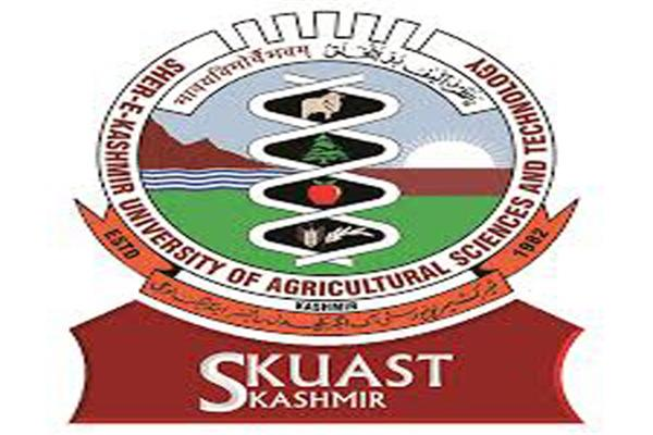 SSTA flay Govt order of destroying SKUAST-K