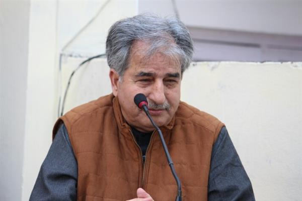 PDP committed for Kargil's development on all fronts: Madni