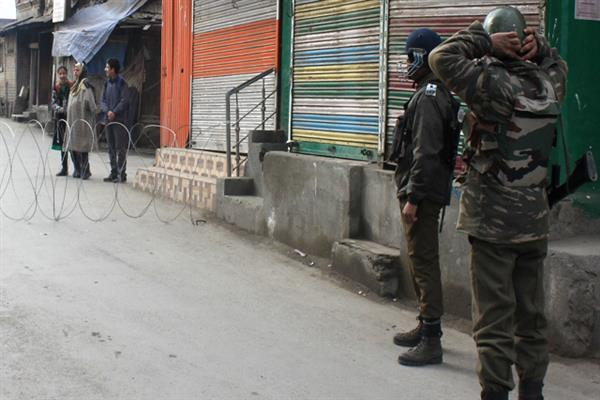 Hurriyat (M) lashes out at Govt for imposing curbs in downtown