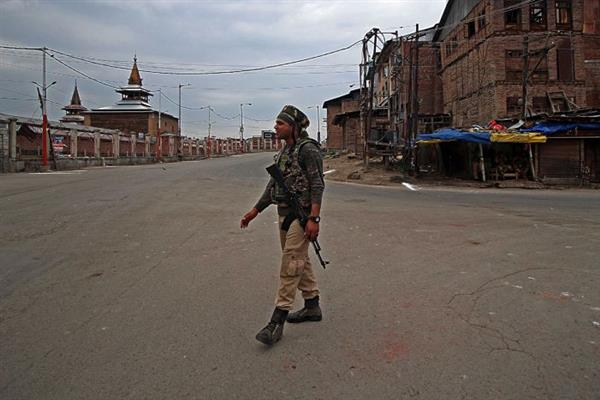 Hurriyat (M) expresses concern over frequent restrictions in downtown
