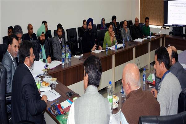 Altaf Bukhari finalizes roadmap to revamp JK's school education sector